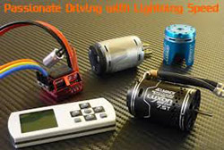 ACUVANCE provides the highest product by an advanced digital technology for every hobby around Radio Contorol.