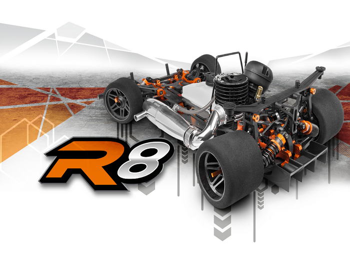 The Latest 1 8 Formula One Rc Hpi Hot Bodies R8