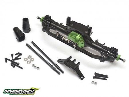 Boom Racing Front/Rear Convertible Axles For Axial SCX10