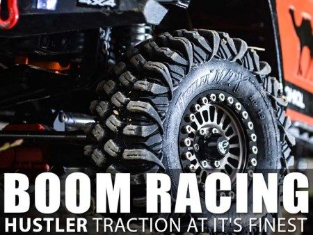 [Video] New Boom Racing Snail Slime Hustler Tire In Action On Dif