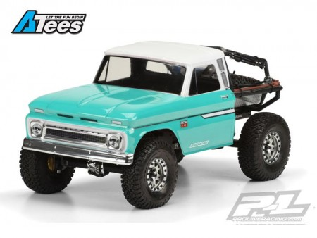 Pro-line 1966 Chevrolet C-10 Clear Body