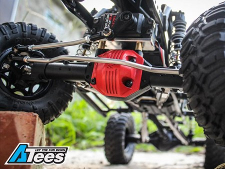 Boom Racing XRMod PHAT Axle Front & Rear
