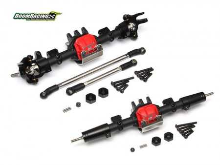 Boom Racing Ready-To-Go Complete AR44 PHAT Axle