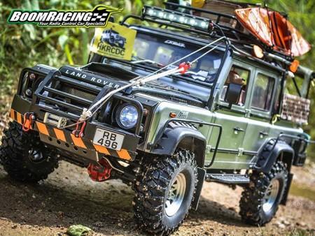 Boom Racing Defender D110 Pickup Truck Kit