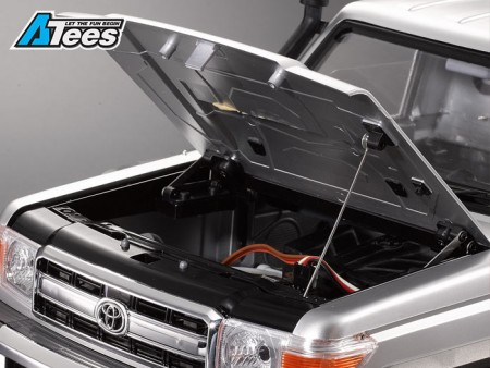 Pop The Hood! Killerbody Releases Toyota LC70 Movable Hood.