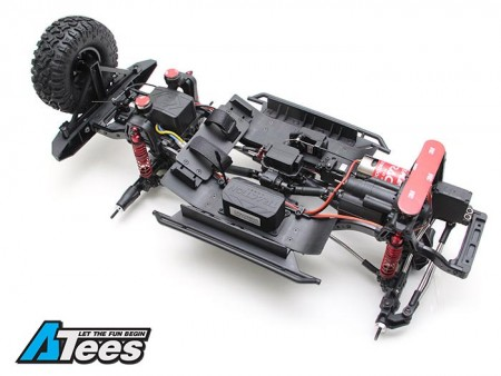 Exclusive First Look: Traction Hobby 1/8 Cragsman Crawler