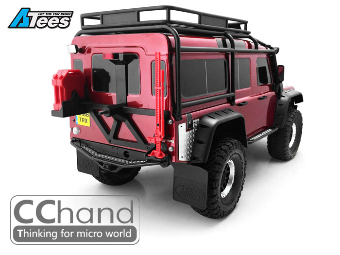 Cchand Traxxas Trx4 Optional Parts Asiatees Com
