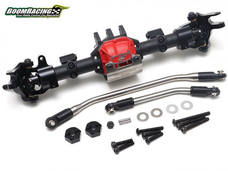 Boom Racing Re-Releases Complete AR44 PHAT Axles w/ BADASS Shafts