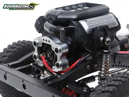 Boom Racing Releases V8 5.0 32V Scale Engine Cover
