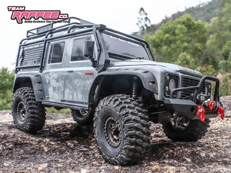 Traxxas TRX4 Upgrades & Accessories You Need