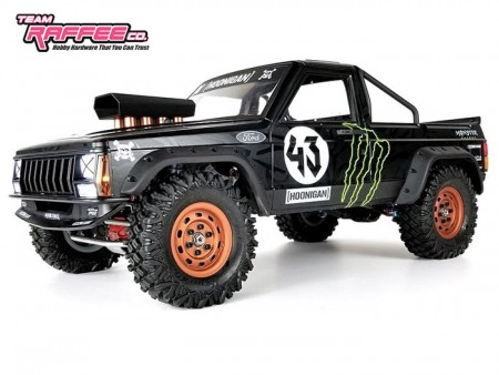 Team Raffee Co. Comanche 1/10 Hard Body 313mm