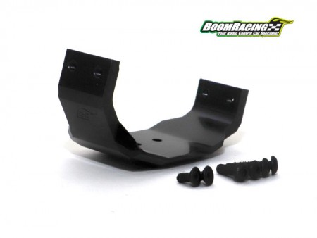 Boom Racing Delrin Chassis High Clearance Skid Plate For TF2