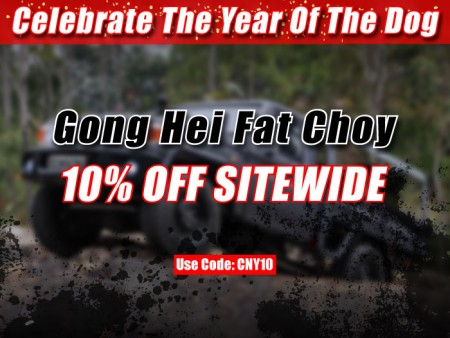 Celebrate Chinese New Year With 10% Sitewide