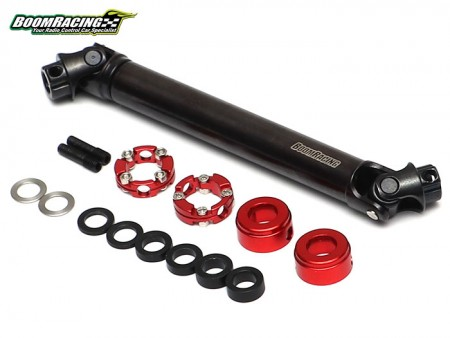 Next Generation Drivelines: Boom Racing BADASS™ Center Drive Shaft