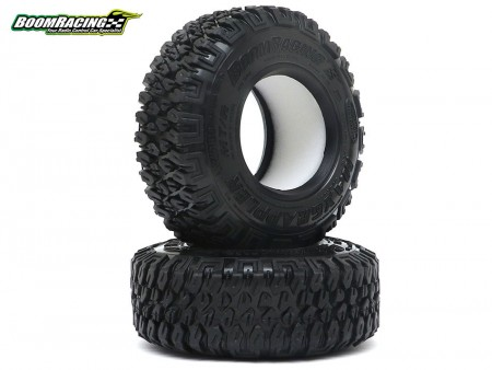 Boom Racing Releases 1.9 MAXGRAPPLER Crawler Tire Gekko Compound 97x32mm