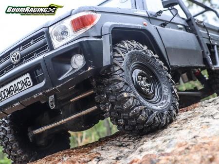 Scaleformance - Boom Racing Releases 1.55 Baby HUSTLER Tires