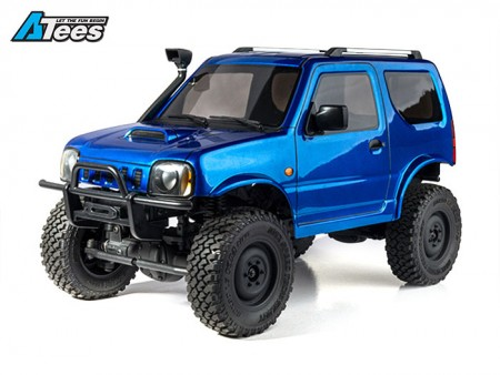 MST J3 Jimny 1/10 Lexan Body Photos