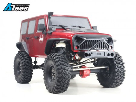 RGT 1/10 Rock Cruise RTR Crawler First Photos