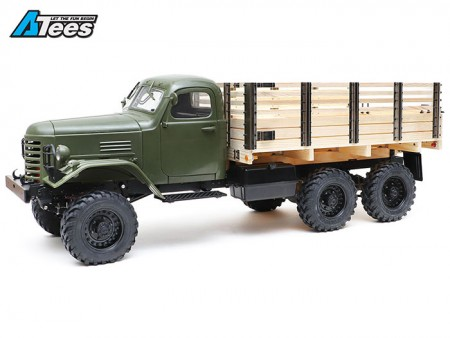 First Look: King Kong RC 1/12 CA-30 6x6 Tractor Truck
