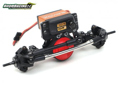 Boom Racing BRX70 PHAT Axle Servo-On-Axle Mount