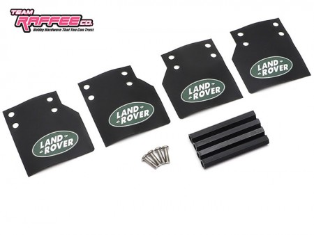 Team Raffee Co. Mud Flaps for 1/10 RC Cars