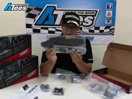 [VIDEO] Unboxing The MST FMX 2.0 1/10 Drift Car Kit