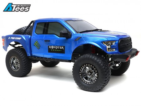 Traction Hobby 2018 F-150 Raptor 1/8 Crawler Lexan Body