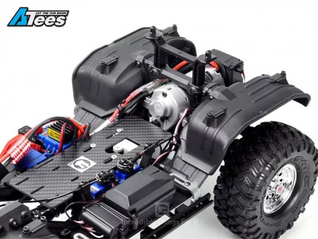 GRC Front Motor Conversion Kit For Traxxas TRX4