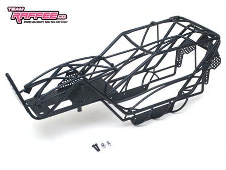 Team Raffee Co. Releases 1/10 TRX4 Steel Cage