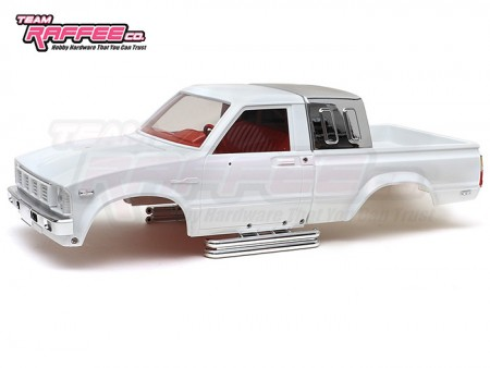 Team Raffee Co. 1/10 4x4 Pickup Truck w/ Full Interior