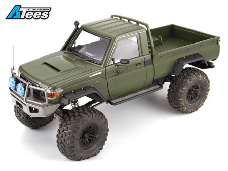 Killerbody Toyota Land Cruiser 70 Painted Hard Body For Traxxas TRX4