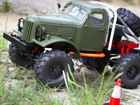 [VIDEO] Unboxing King Kong Q157 1/12 Mud Monster Truck Kit
