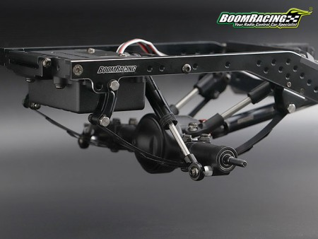 Boom Racing BRX01 Rear Leaf Spring Conversion Kit
