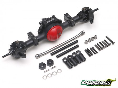Boom Racing Releases BRX90 Assembled PHAT Axle w/ AR44 Keyed Gear