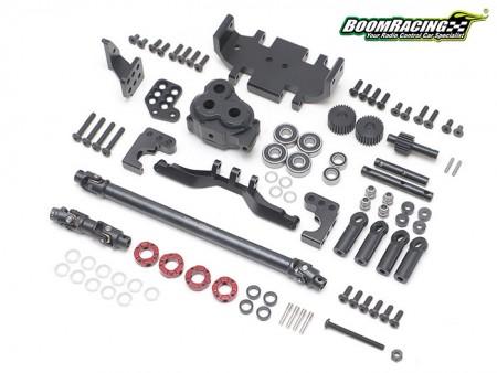 Boom Racing D110 BRX Anti Torque Twist T-Case Conversion Kit