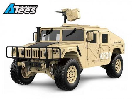 HG P408 1/10 Humvee 4WD US Military Crawler Truck ARTR