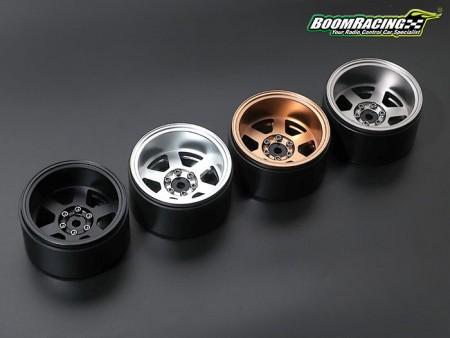 Boom Racing Releases TE37XD 1.55 & 2.2 Inch KRAIT Beadlock Wheels