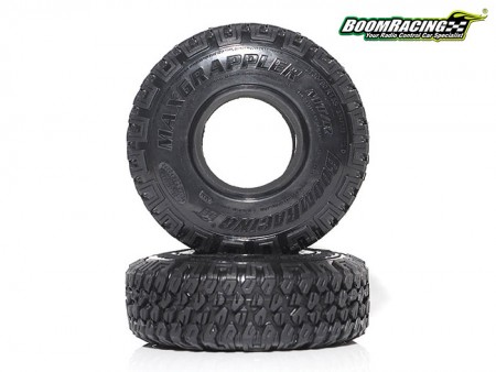Boom Racing 1.55 MaxGrappler Gekko Compound Tire 3.74x1.18 95x30m