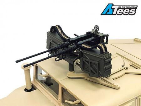 BA Model Studio 1/10 Scale Model Machine Gun Replicas