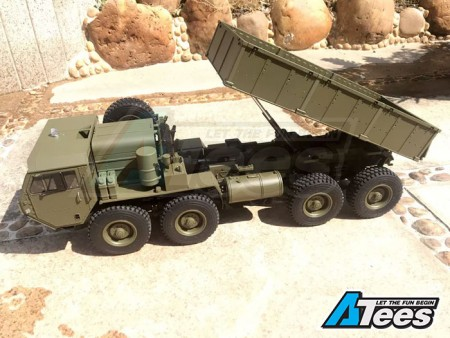 TRASPED HG-P803A 8x8 US Military Truck