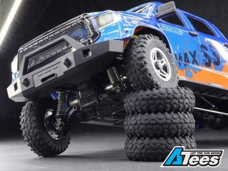 Orlandoo Hunter MAX Tundra IFS RC Rock Crawler Kit