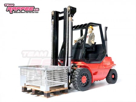 All-New 1/14 RC Hydraulic Forklift ARTR