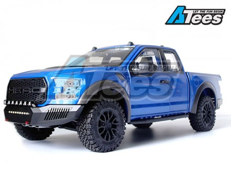 Now Available: 1/10 4WD Crawler Truck ARTR with JD Hero Hard Body