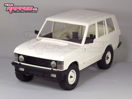 TRC 1/10 5-Door Rover SUV Gen 1 313mm (12.3In) Hard Body