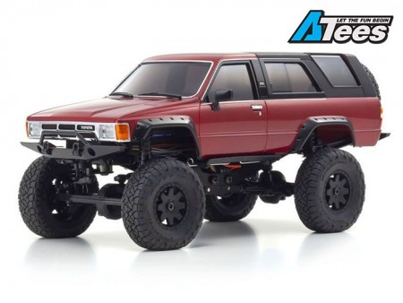 Kyosho Mini-Z 4x4 Toyota 4Runner Hilux Surf RC Crawler Ready Set