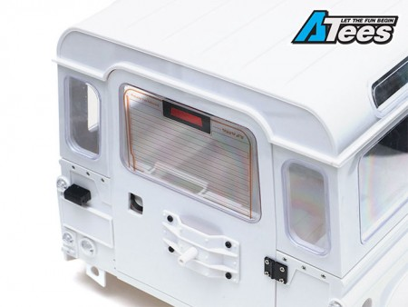 WOOW RC Defroster for TRC Defender D90 D110