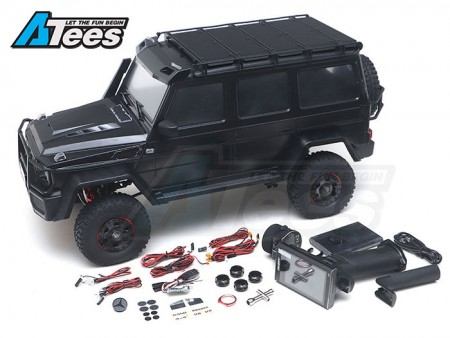 Traction Hobby 1/8 Brabus G550 4X4 Crawler RTR