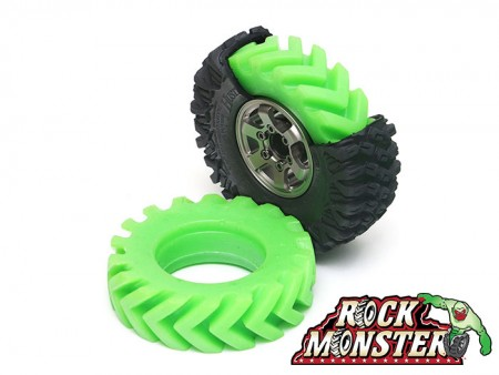 Boom Racing Rock Monster Silicone Tire Insert for Crawlers