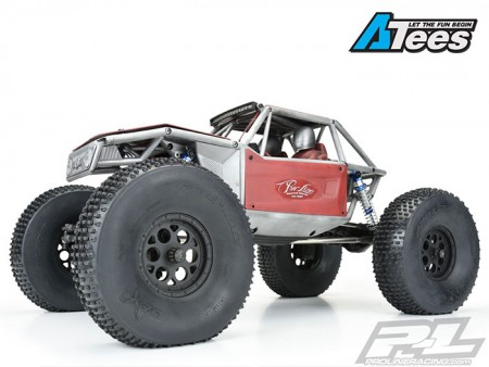 Pro-Line Racing Ibex Ultra Comp 2.2 Rock Terrain Truck Tires