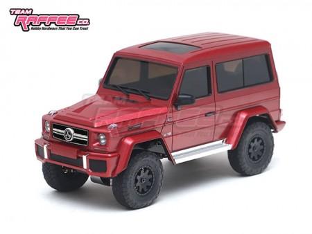 Team Raffee Co. Benz G-Class Hard Body for Kyosho Mini-Z 4x4